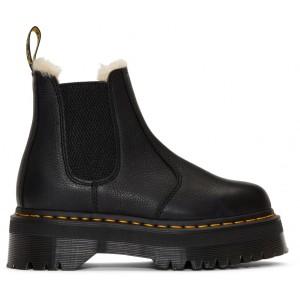 Black 2976 Quad FL Boots