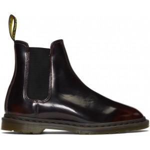 Burgundy Graeme II Chelsea Boots