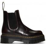 Burgundy 2976 Quad Chelsea Boots