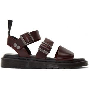 Brown Gryphon Sandals