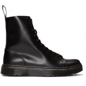 Black Zaniel Brando High-Top Sneakers