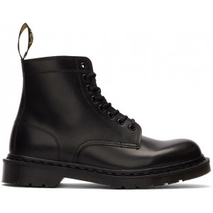 Black Made In England Rixon Boots