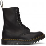 Black Made In England Ripple 1490 Boots