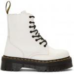 White Jadon Boots