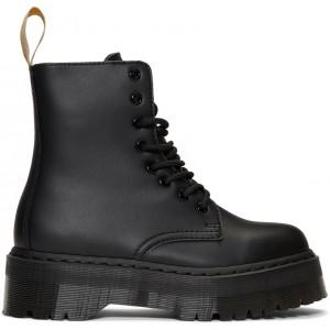 Black Vegan Mono Jadon II Boots