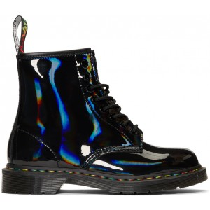 Black Rainbow 1460 Lace-Up Boots