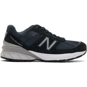 Navy 990V5 Sneakers