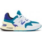Blue 997 Sport Sneakers