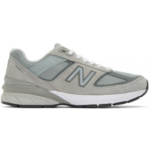 Grey 990v5 US Made Sneakers