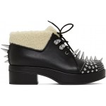 Black Sherpa Spike Victor Boots