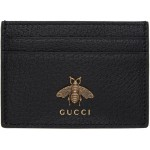 Black Bee Card Holder