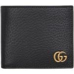Black GG Marmont Bifold Wallet