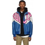 Blue Banana Bomber Jacket