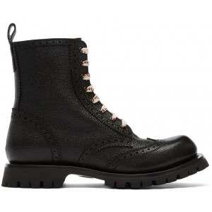 Black New Arley Boots