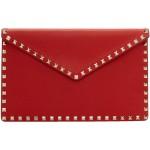 Red Valentino Garavani Large Rockstud Envelope Pouch