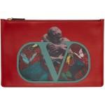 Red Valentino Garavani Undercover Edition VLogo Pouch