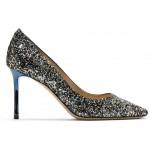 Blue Romy 85 Heels