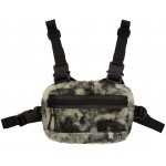 Grey Mini Classic Chest Rig Pouch