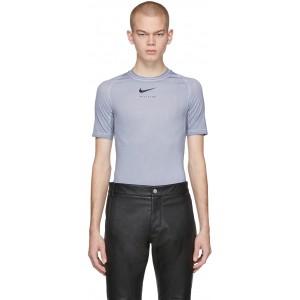 Grey Nike Edition Dye Tee
