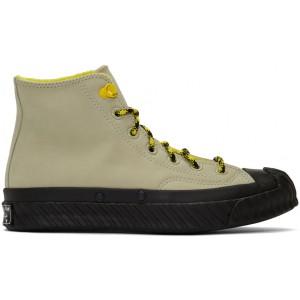 Beige Bosey Chuck 70 Hi Sneakers