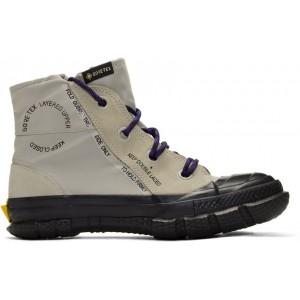 Grey Chuck Taylor MC18 High-Top Sneakers