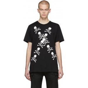 Black Skull X T-Shirt