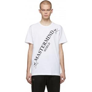 White Big Logo T-Shirt
