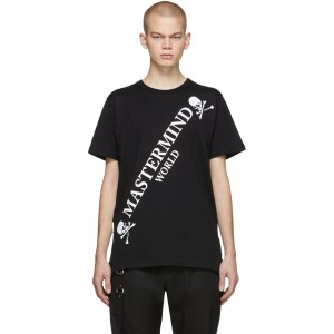 Black Big Logo T-Shirt