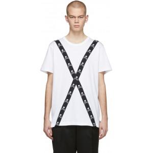 White Tape T-Shirt