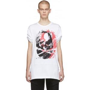 White 'God Save' T-Shirt