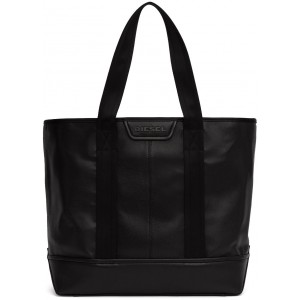 Black Lupary Shopping Tote