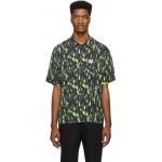Black & Green S-Atwood-Glovy Shirt