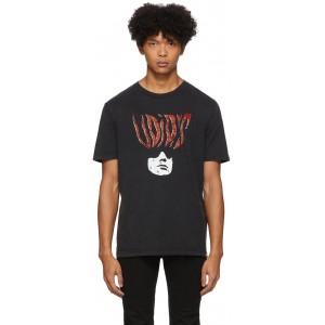 Black Just-J3 T-Shirt