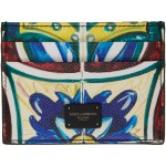 Multicolor Maiolica Card Holder