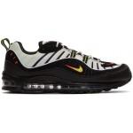 Grey & Black Air Max 98 Sneakers