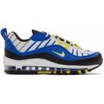Blue & Grey Air Max 98 Sneakers