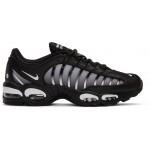 Black & Grey Air Max Tailwind IV Sneakers