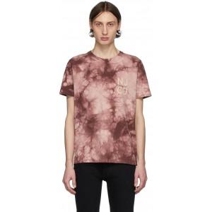 Pink Roy Tie-Dye T-Shirt