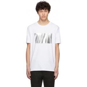 White Dalf Bar Logo T-Shirt