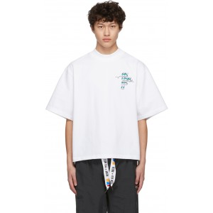 White Collection 3 Graphic T-Shirt