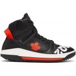 Black Barkley Sneakers