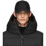 6 Moncler 1017 Alyx 9SM Black Logo Cap