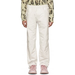 2 Moncler 1952 Beige Athletic Lounge Pants
