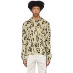 2 Moncler 1952 Beige Cashmere Leopard Sweater