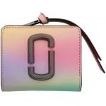 Multicolor Mini Snapshot Compact Wallet
