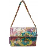 Multicolor 'The Pillow' Bag