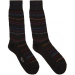 Black Chains Trip Socks