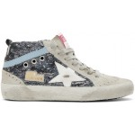 Multicolor Paillettes Mid Star Sneakers