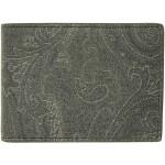 Black Paisley Wallet