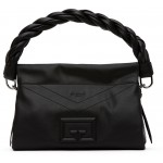 Black Medium ID93 Shoulder Bag